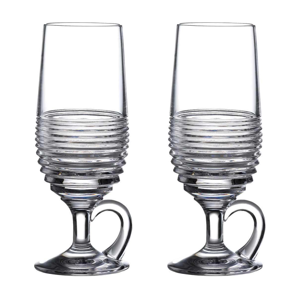 Waterford Crystal Mixology Circon Hot Cocktail Pair