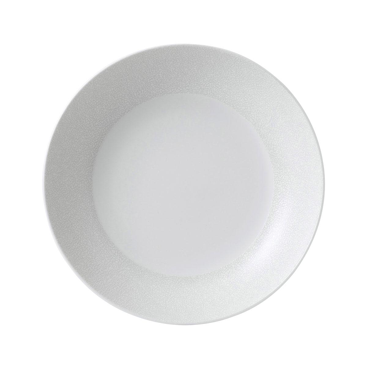 "Wedgwood Gio Pearl Pasta Bowl 9.6"""
