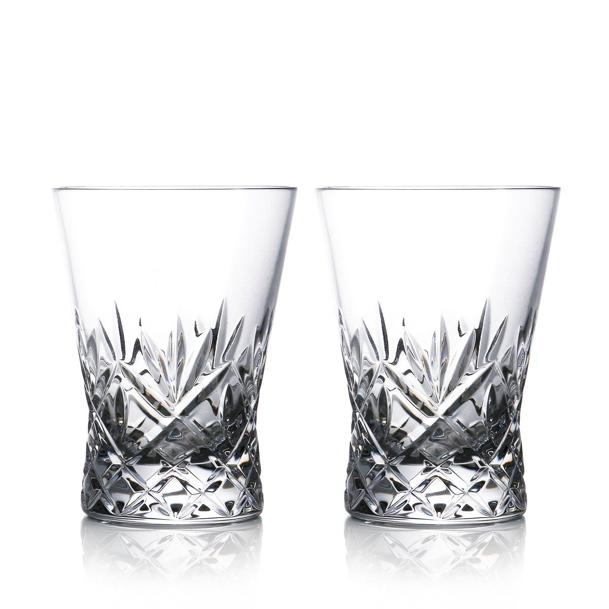 Waterford Crystal Huntley DOF Cocktail Tumblers, Pair
