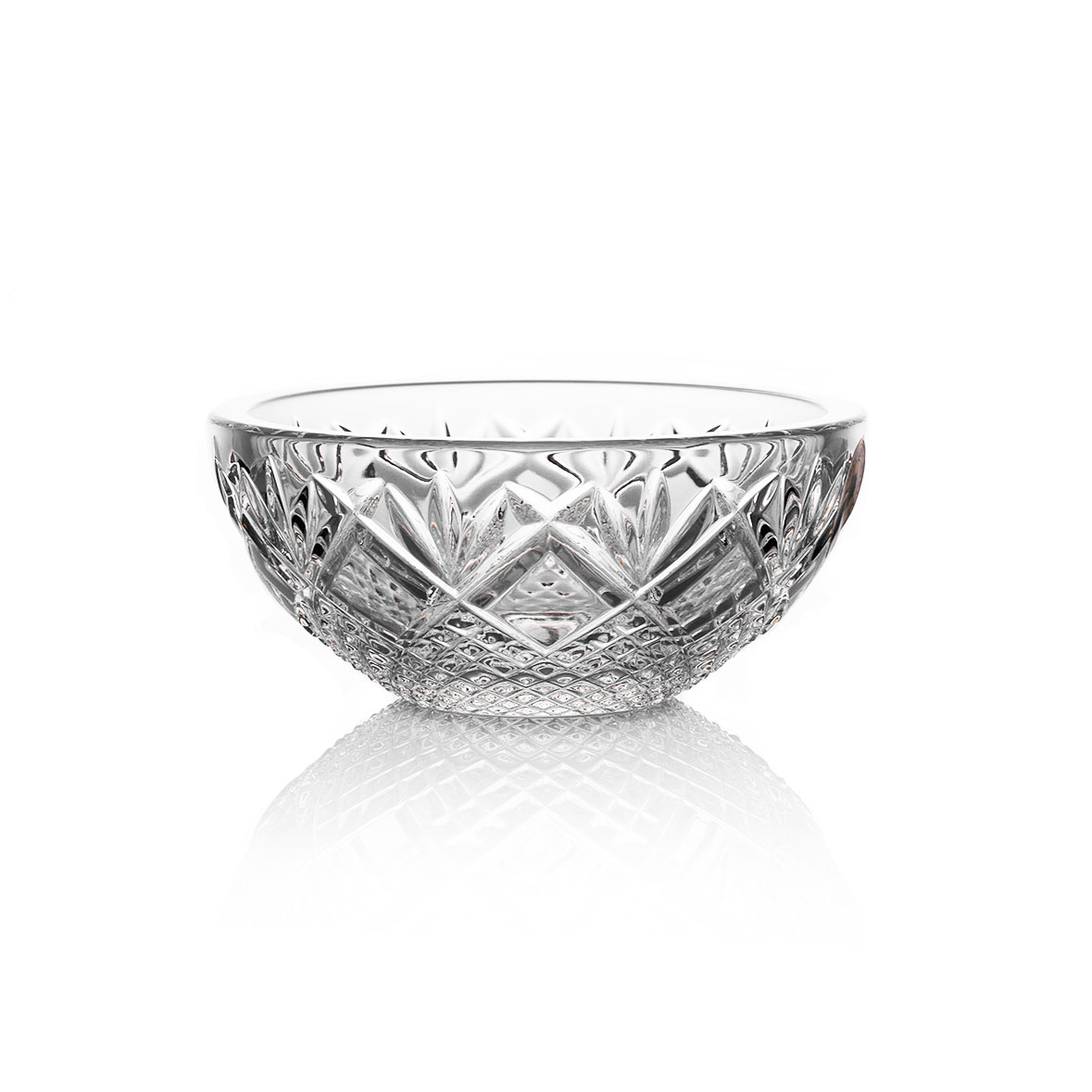 Waterford Crystal Rosalee Ring Bowl