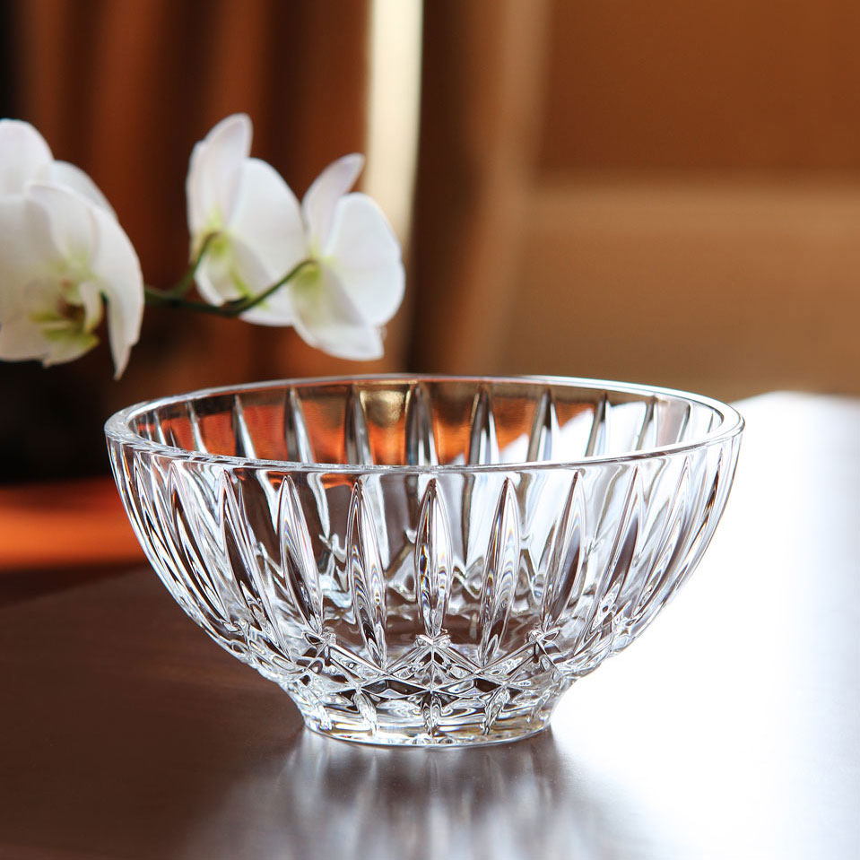 "Waterford Crystal Graham 7"" Bowl"