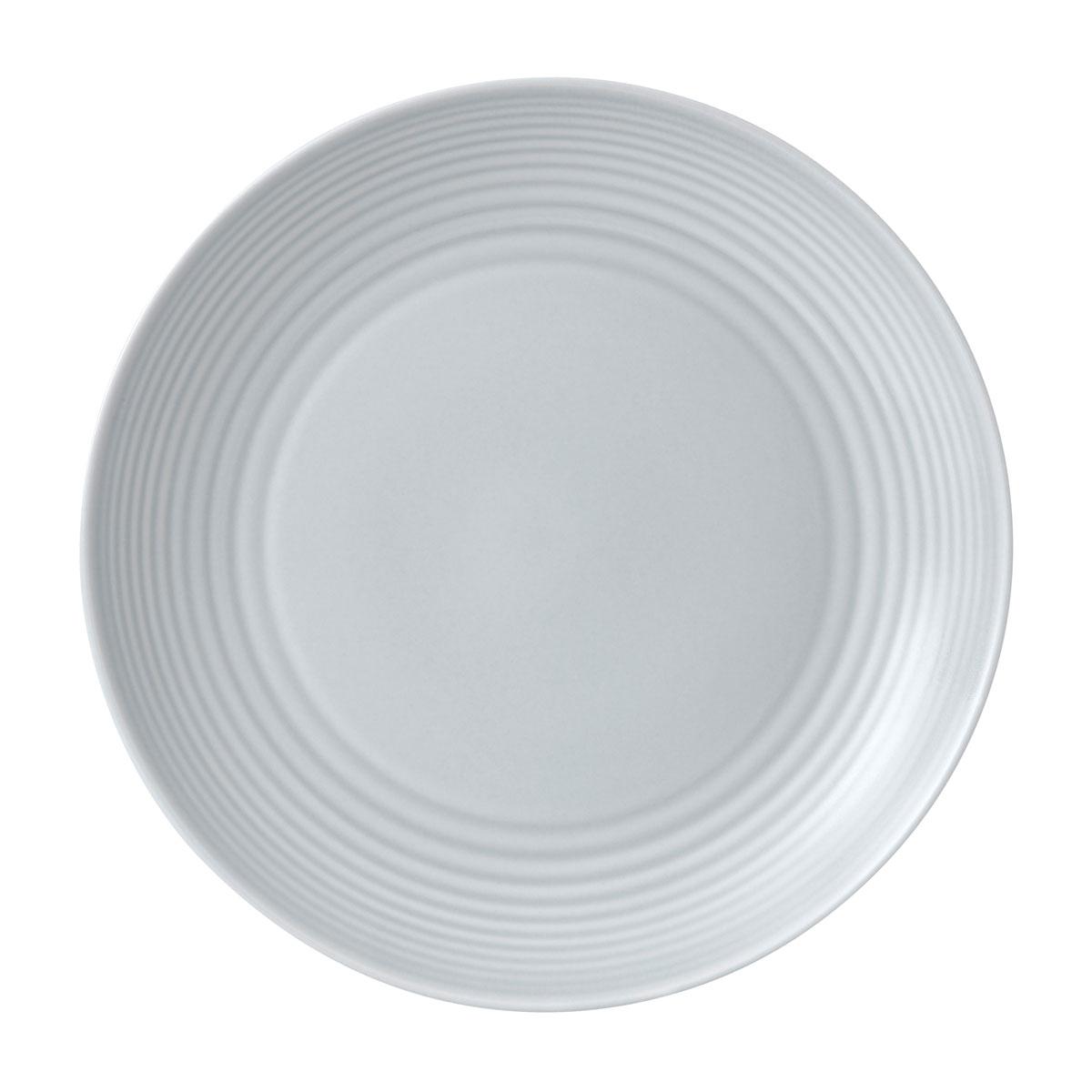 Royal Doulton Gordon Ramsay Maze Light Grey Dinner Plate