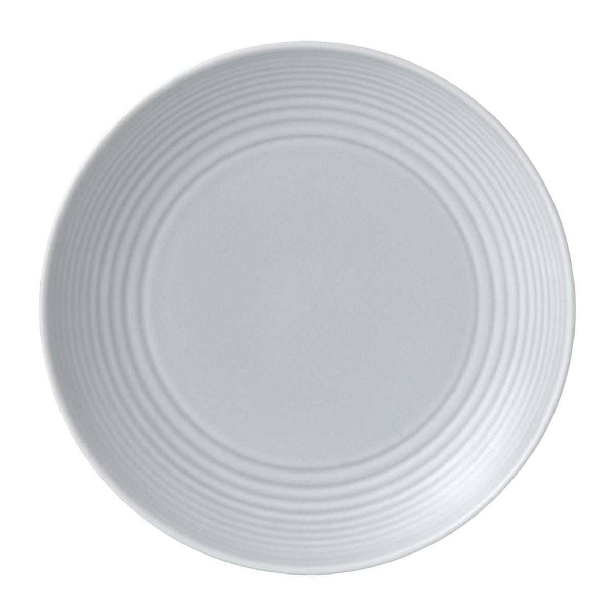 Royal Doulton Gordon Ramsay Maze Light Grey Salad Plate