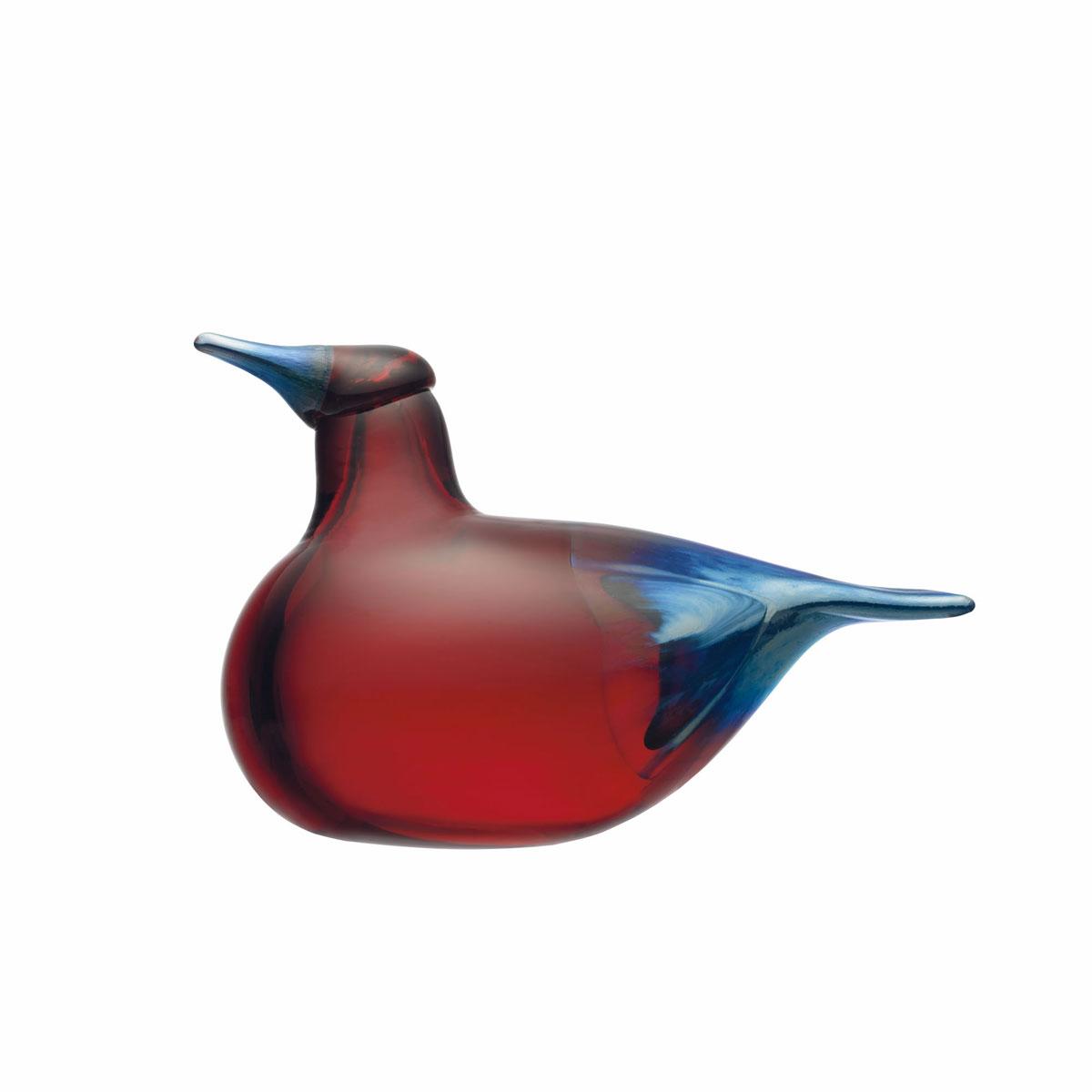 Iittala Toikka Bird, Scarlet Tanager