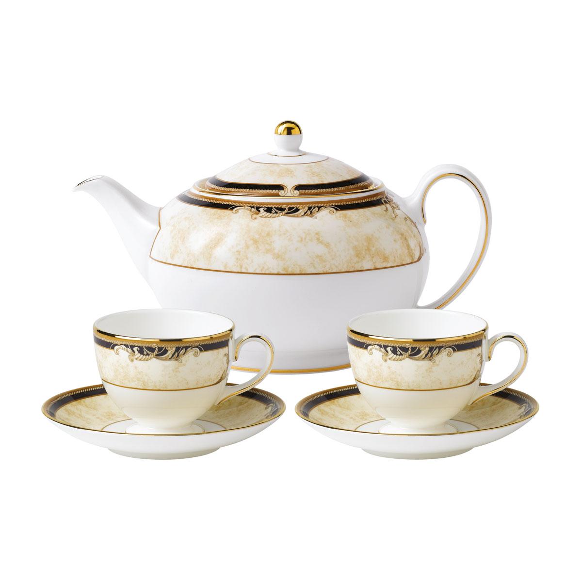 Wedgwood Cornucopia Tea Set