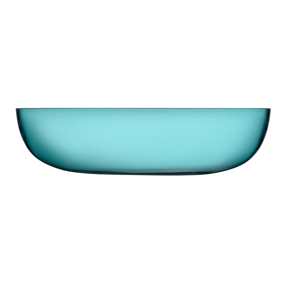 "Iittala Raami Serving Bowl 12"" Sea Blue"