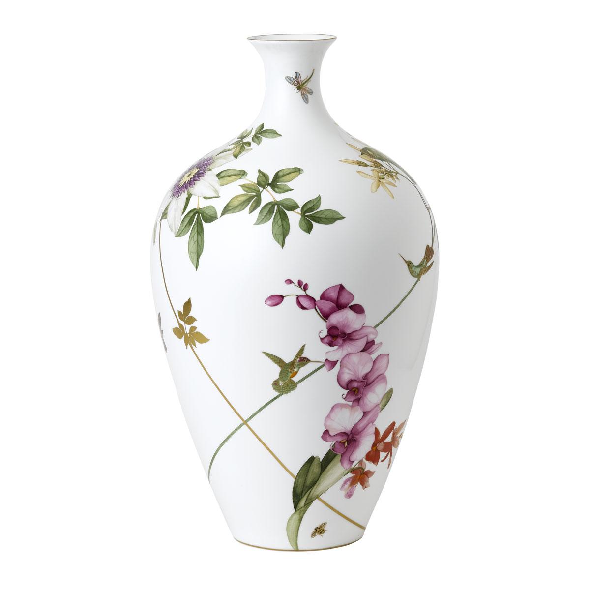"""Wedgwood Hummingbird Vase 19.2"""""""