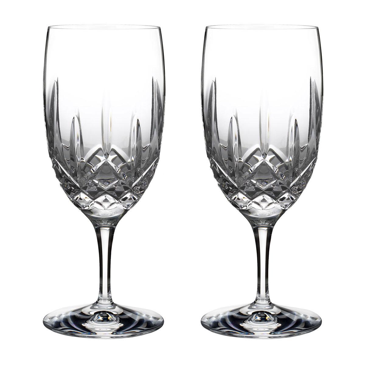 Waterford Crystal Lismore Nouveau Ice Beverage Pair