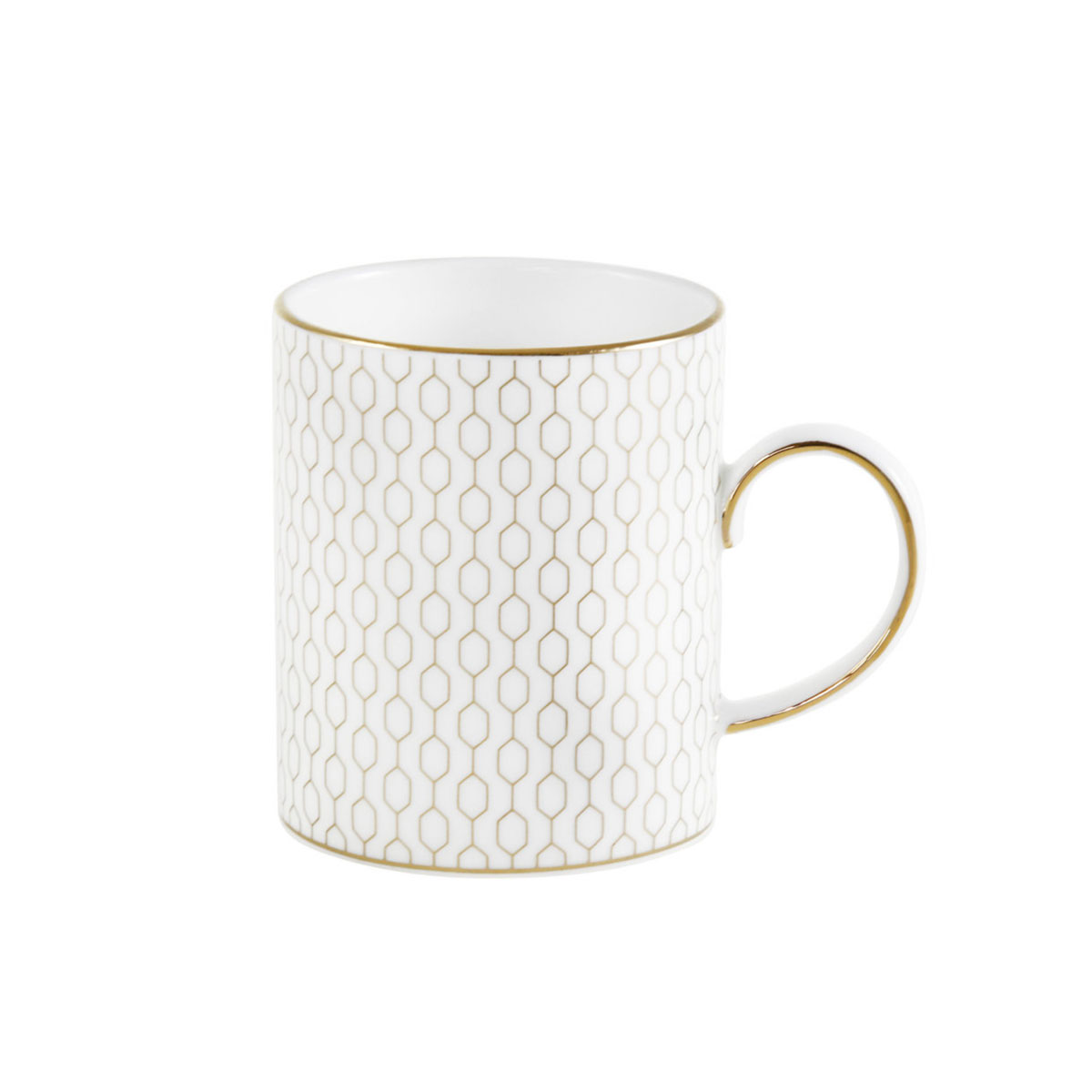 Wedgwood Dinnerware Arris Mug, Single