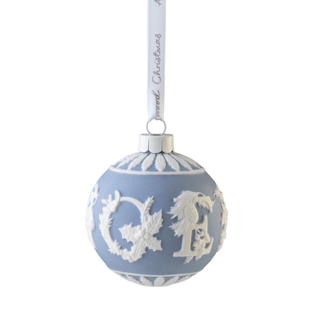 Wedgwood 2021 Noel Bauble Ornament