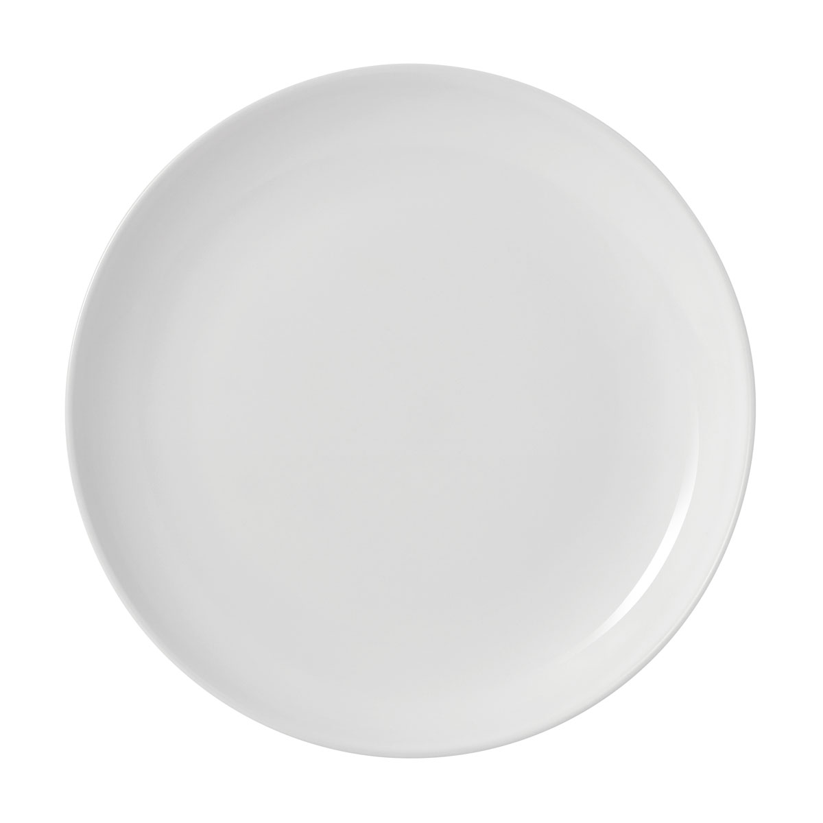 """Royal Doulton Barber and Osgerby Olio White Salad Plate 8"""""""