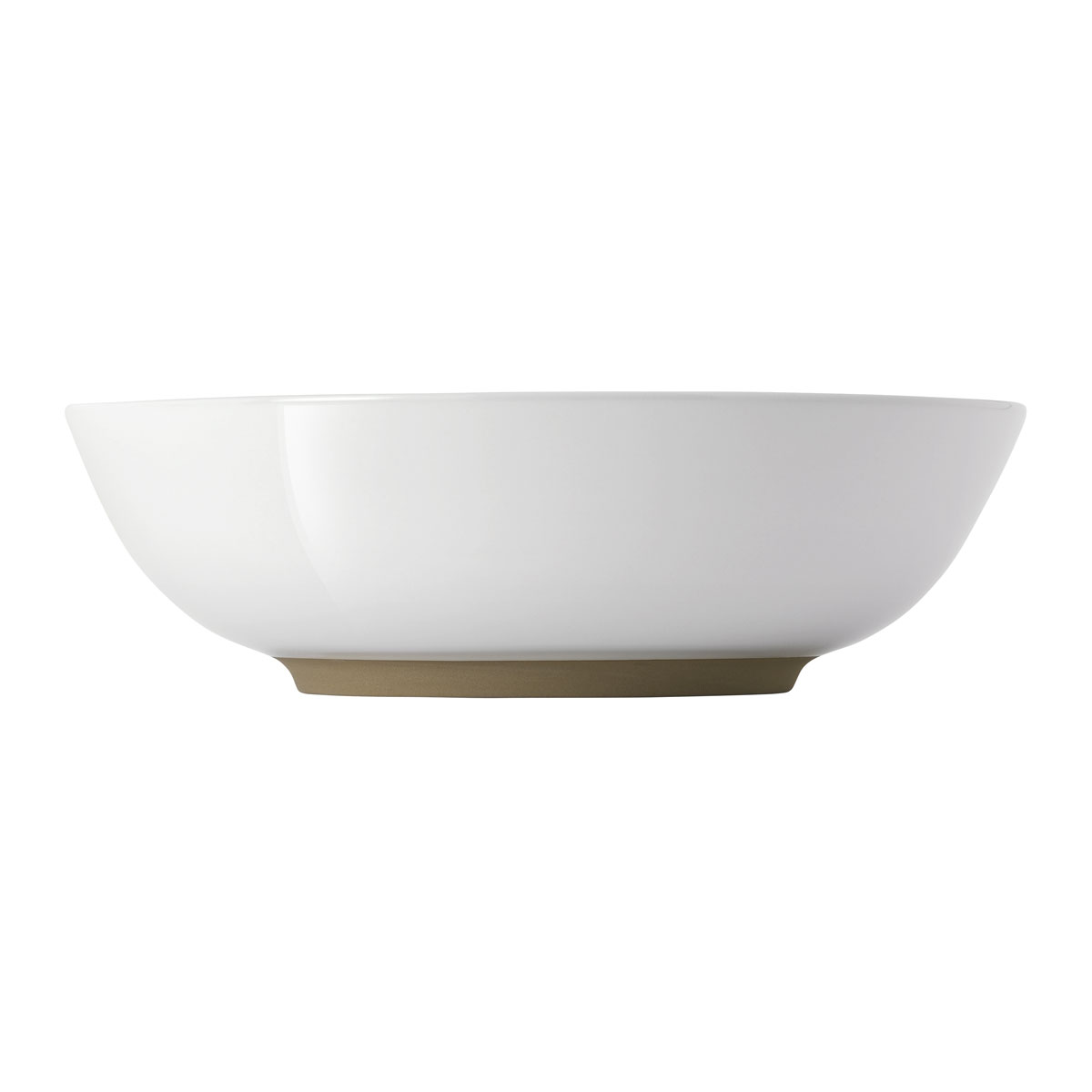 Royal Doulton Barber and Osgerby Olio White Pasta Bowl 8.6""
