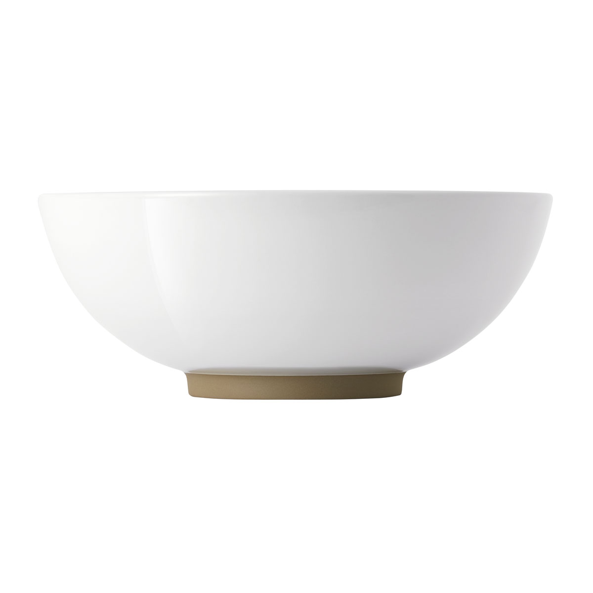 """Royal Doulton Barber and Osgerby Olio White Serving Bowl 10"""""""