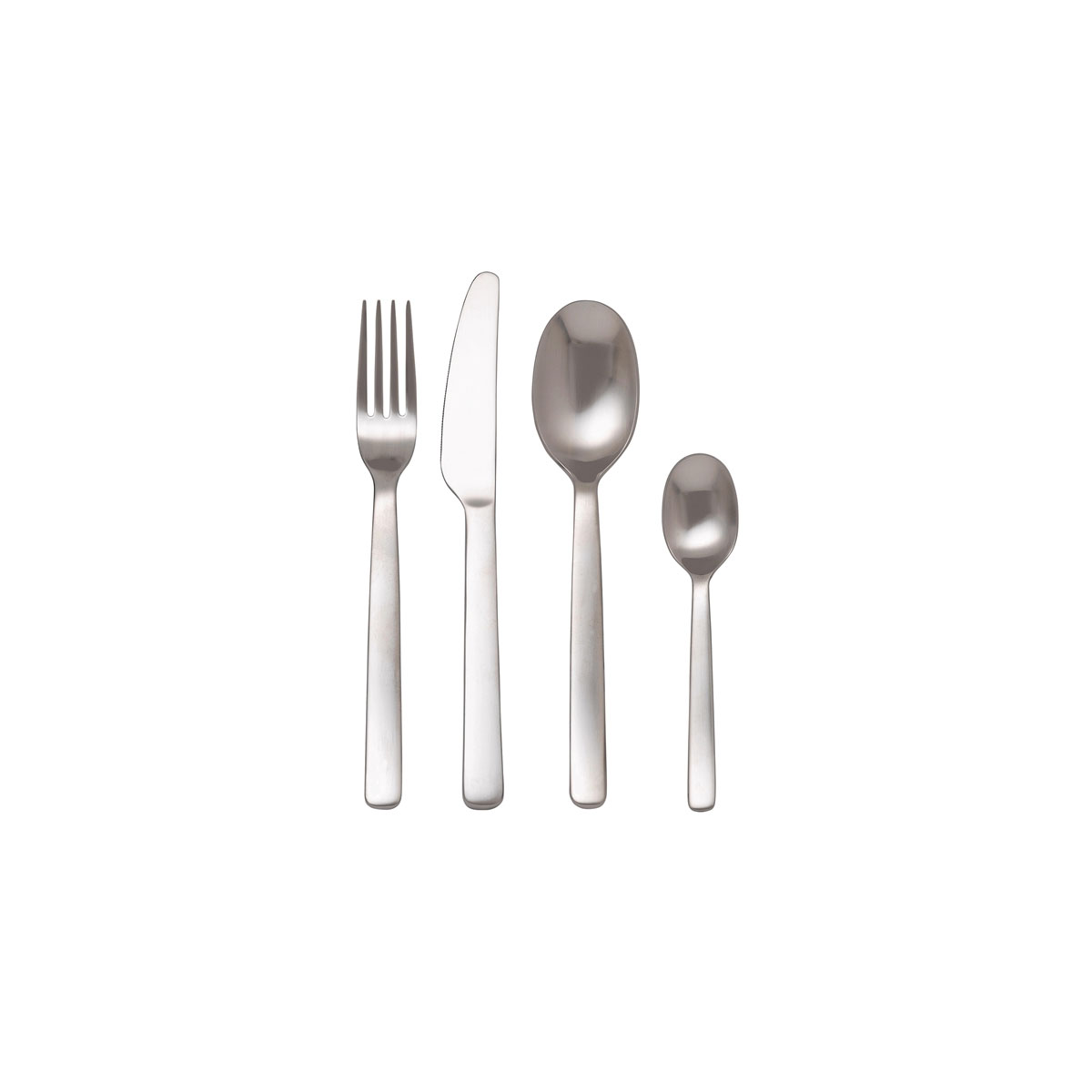 Royal Doulton Barber and Osgerby Olio 16-Piece Flatware Set