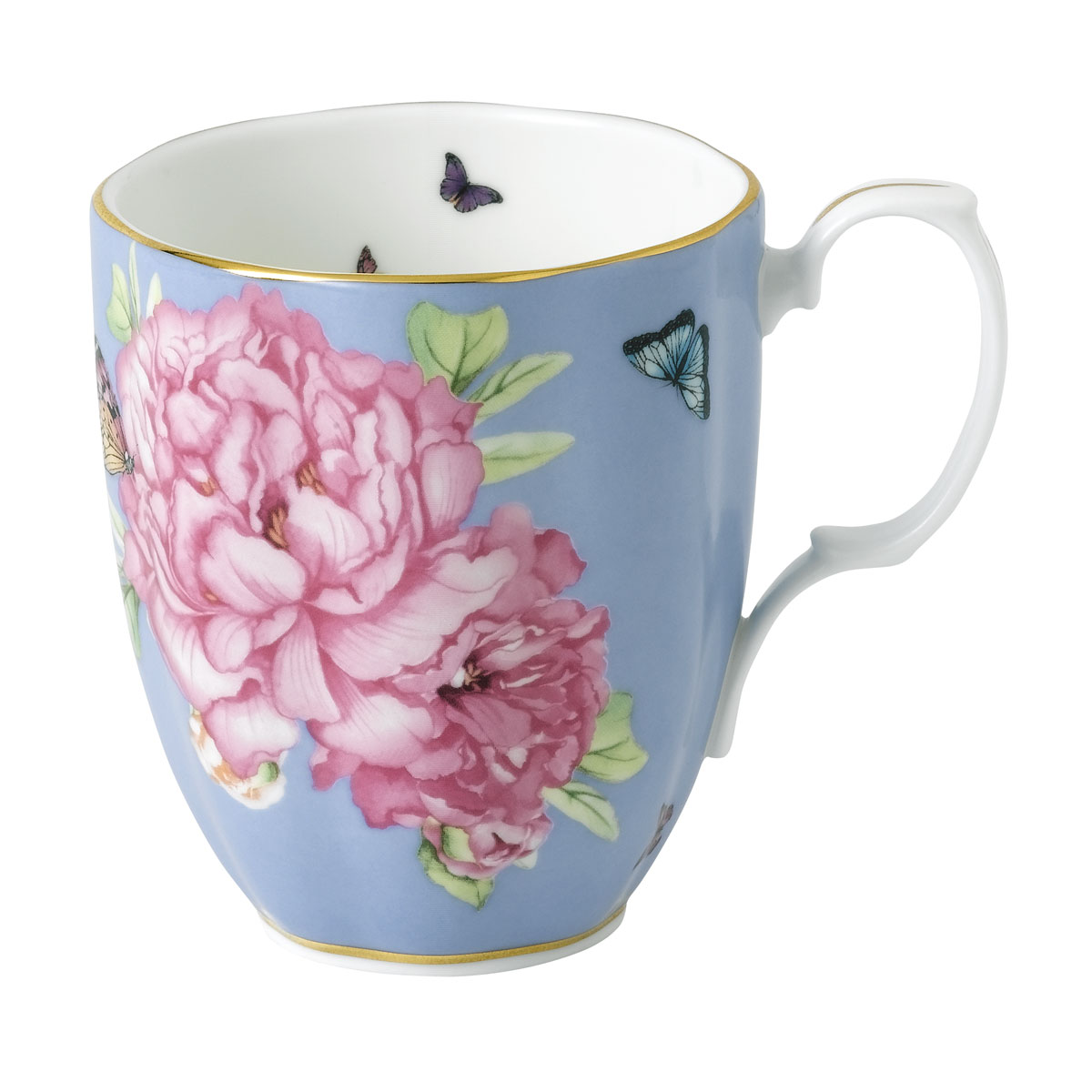 Royal Albert Miranda Kerr Friendship Mug Tranquility Blue