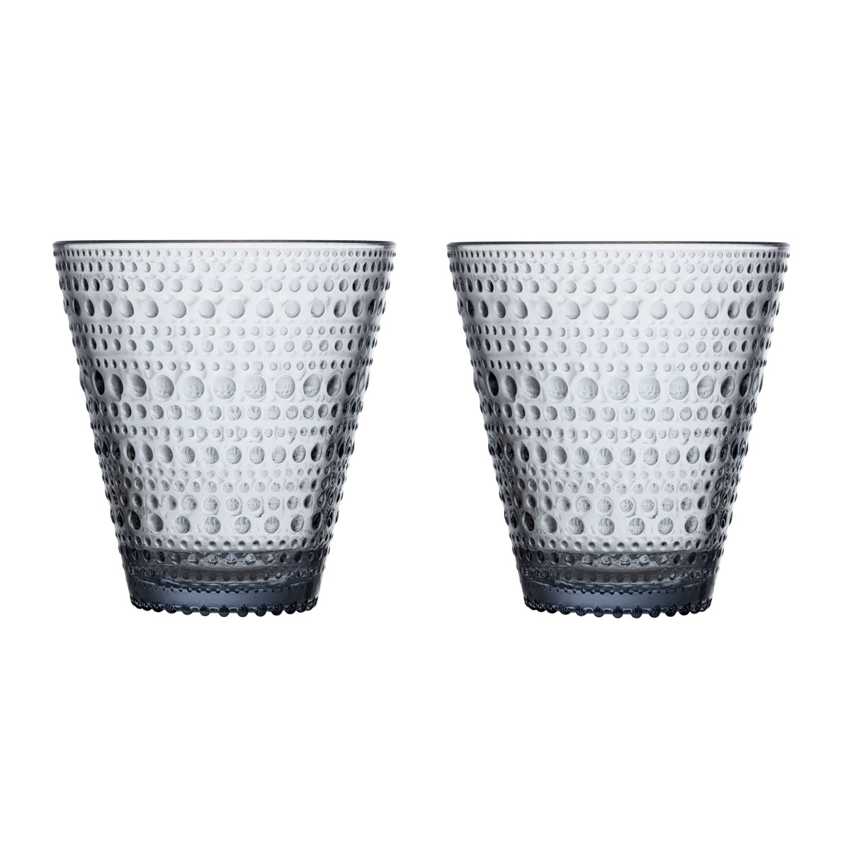 Iittala Kastehelmi Tumbler 10 Oz Pair Recycled Edition