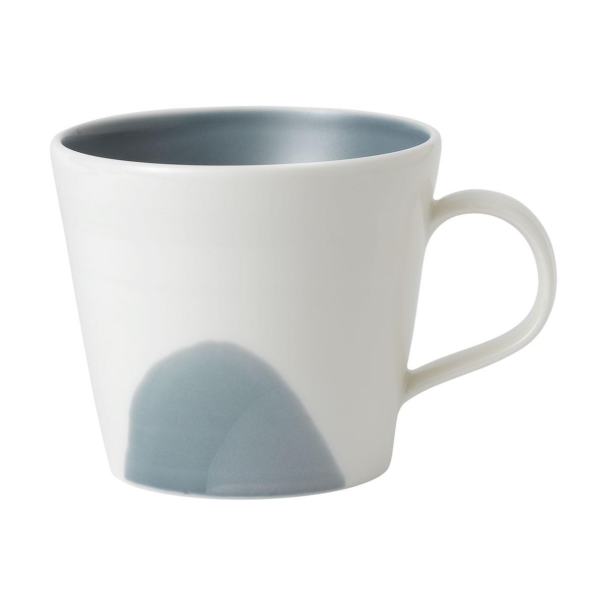 Royal Doulton Signature 1815, Mug Blue, Single