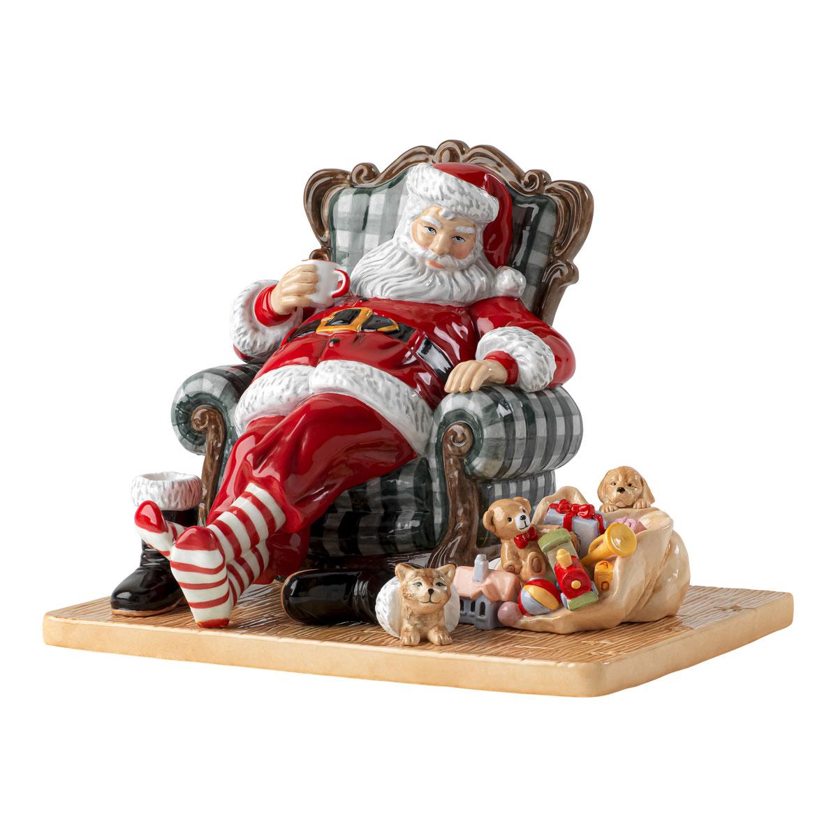 Royal Doulton 2021 Santa