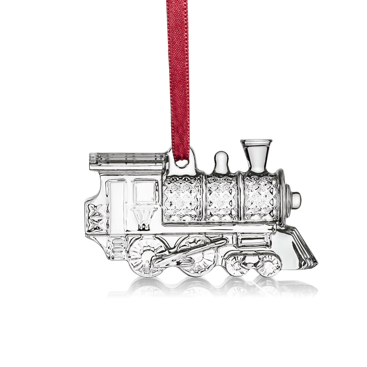 Waterford Crystal 2020 Train Engine Ornament