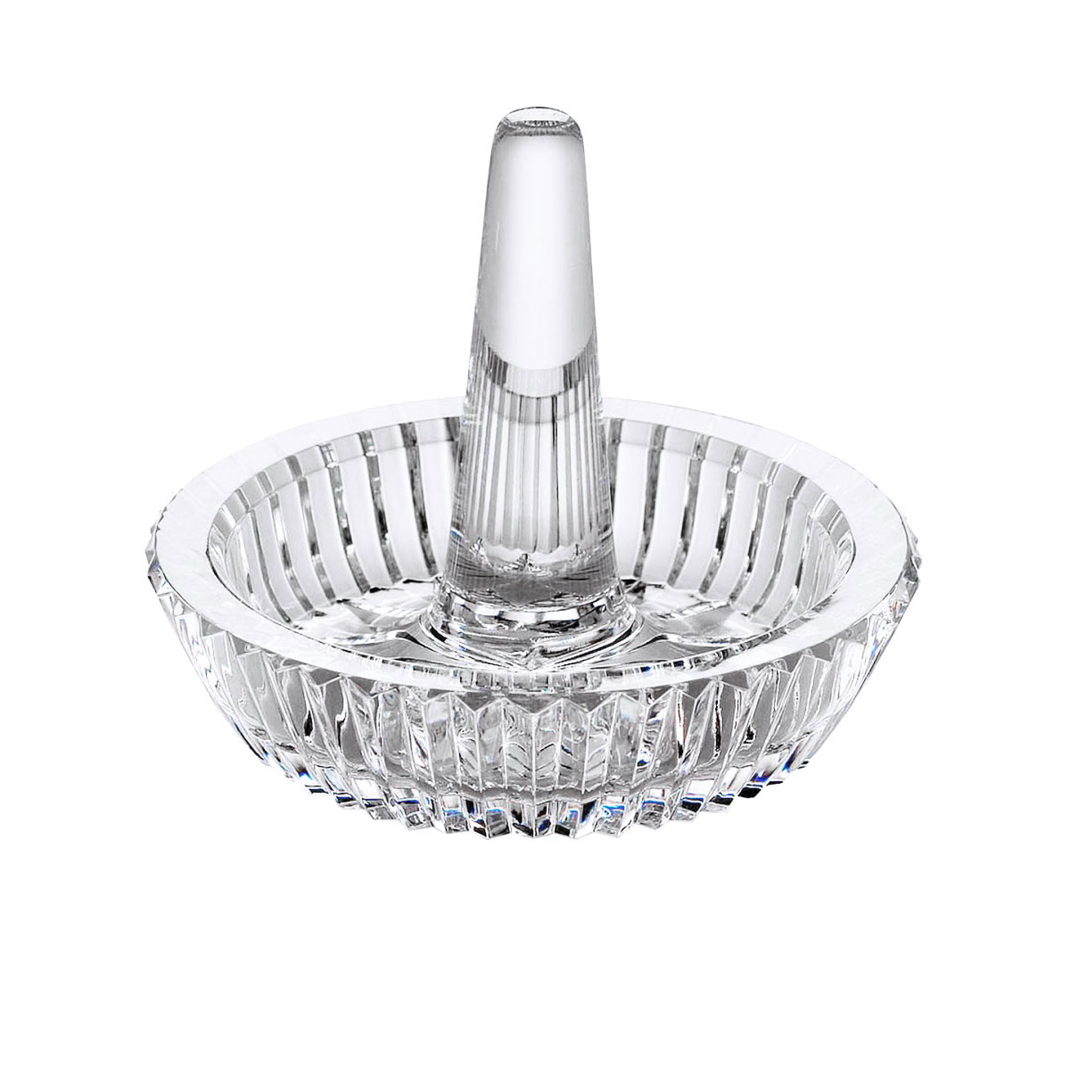 Waterford Crystal Heritage Round Ring Holder