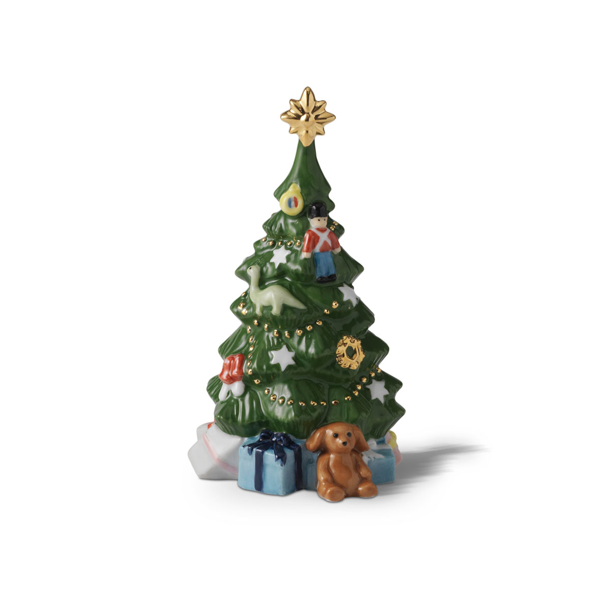 "Royal Copenhagen 2021 Christmas Tree 5.7"" Figurine"
