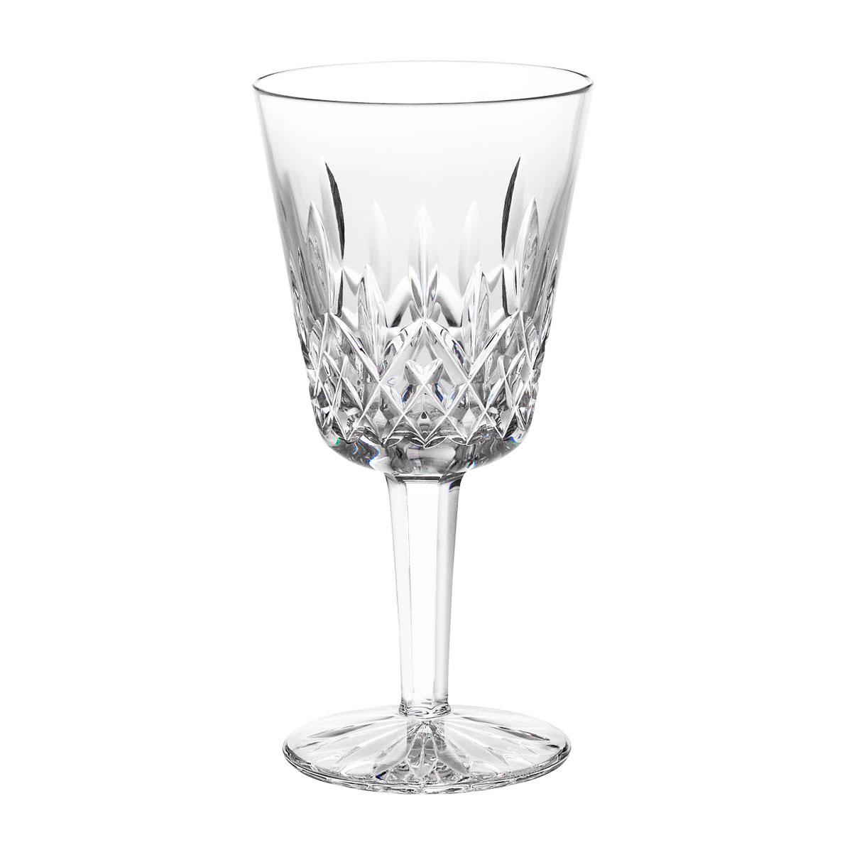Waterford Crystal Lismore Goblet, Single