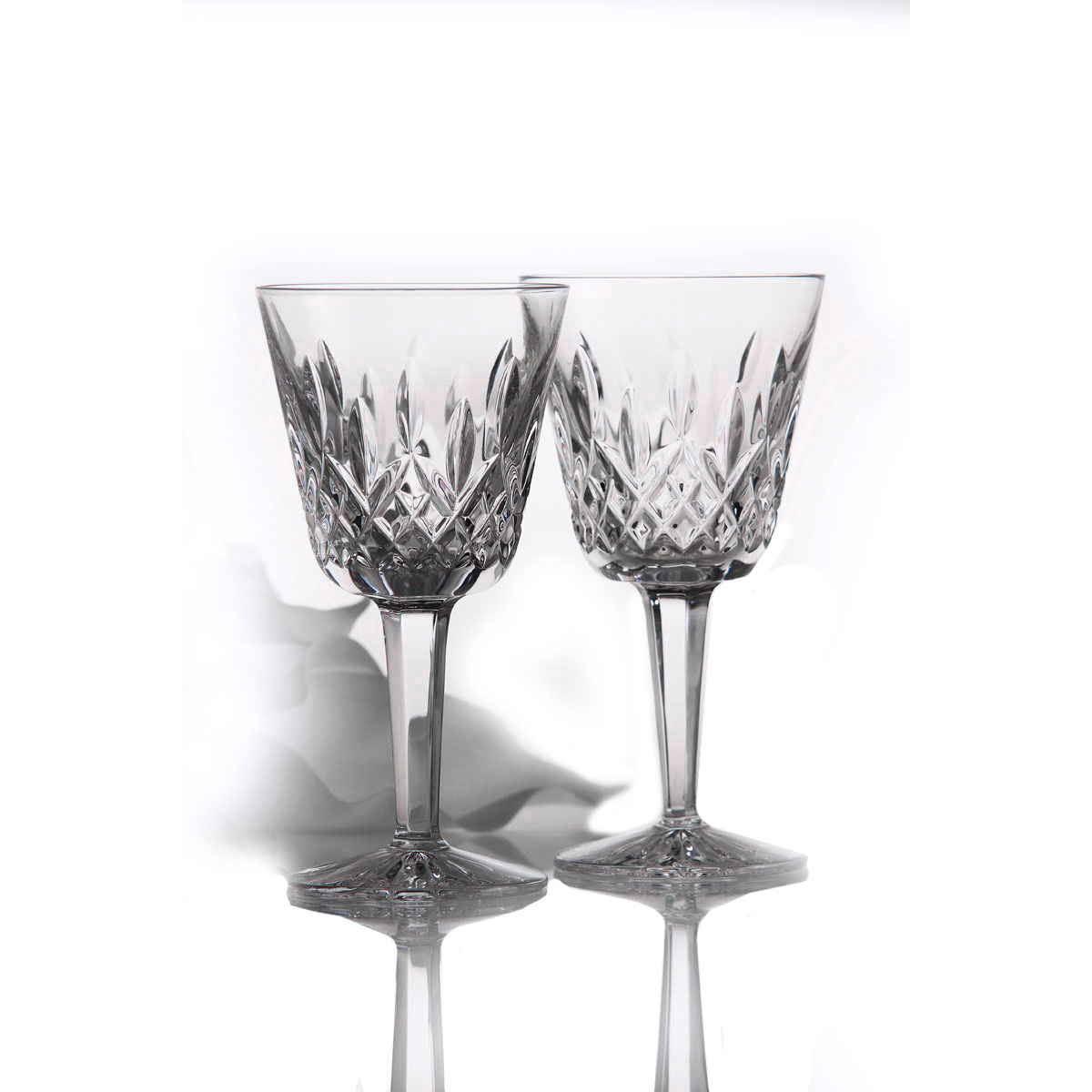 Waterford Crystal, Lismore Classic Claret Red Wine, Single