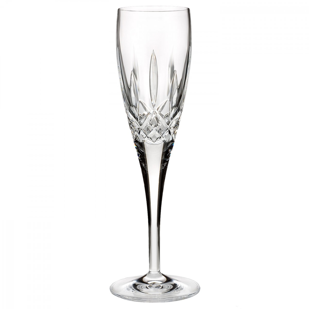 Waterford Lismore Nouveau Crystal Flute, Single