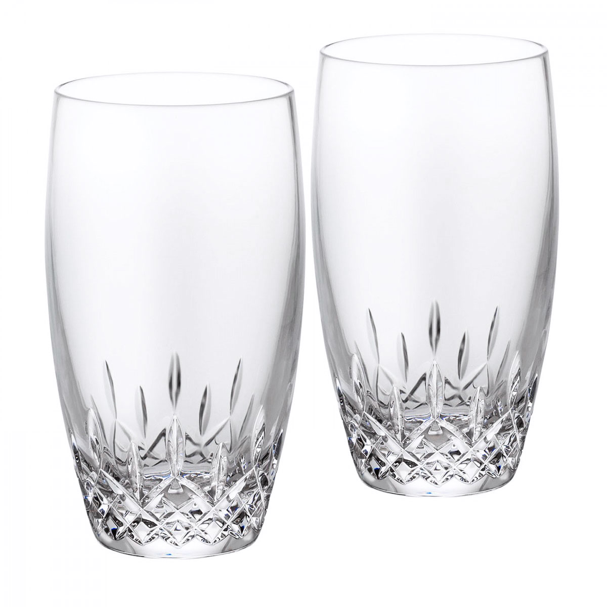 Waterford Crystal, Lismore Essence Crystal Hiball Tumbler, Pair