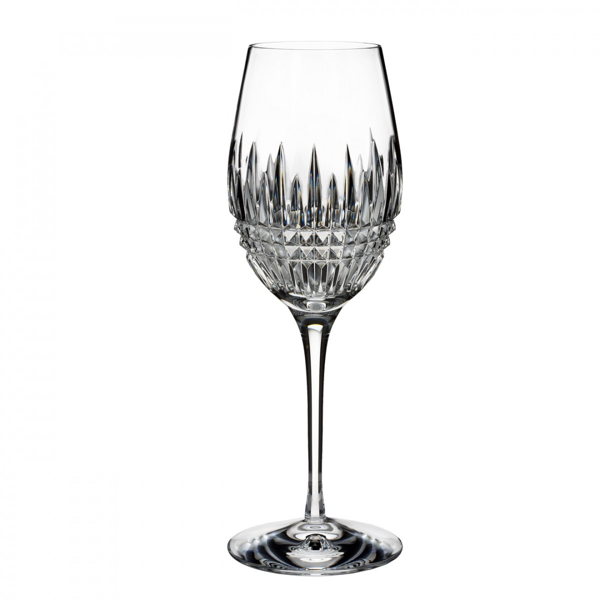 Waterford Crystal, Lismore Diamond Essence Crystal Wine, Single