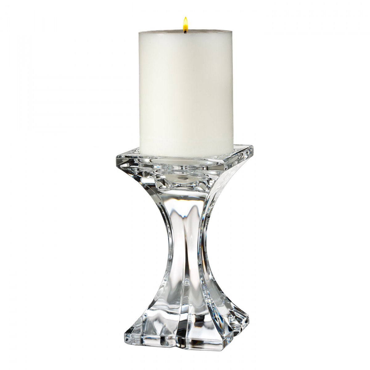 """Marquis by Waterford, Verano Pillar 6"""" Candlestick"""