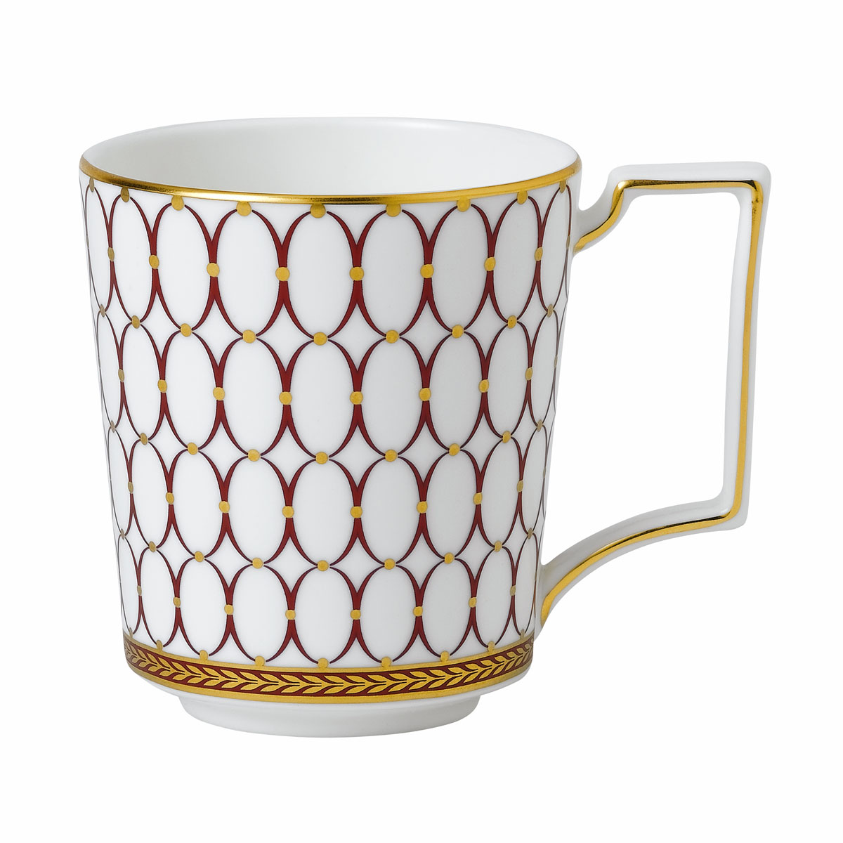 Wedgwood Renaissance Red Mug