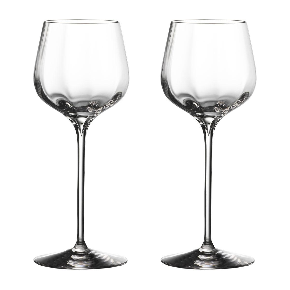 Waterford Elegance Optic Dessert Wine Pair