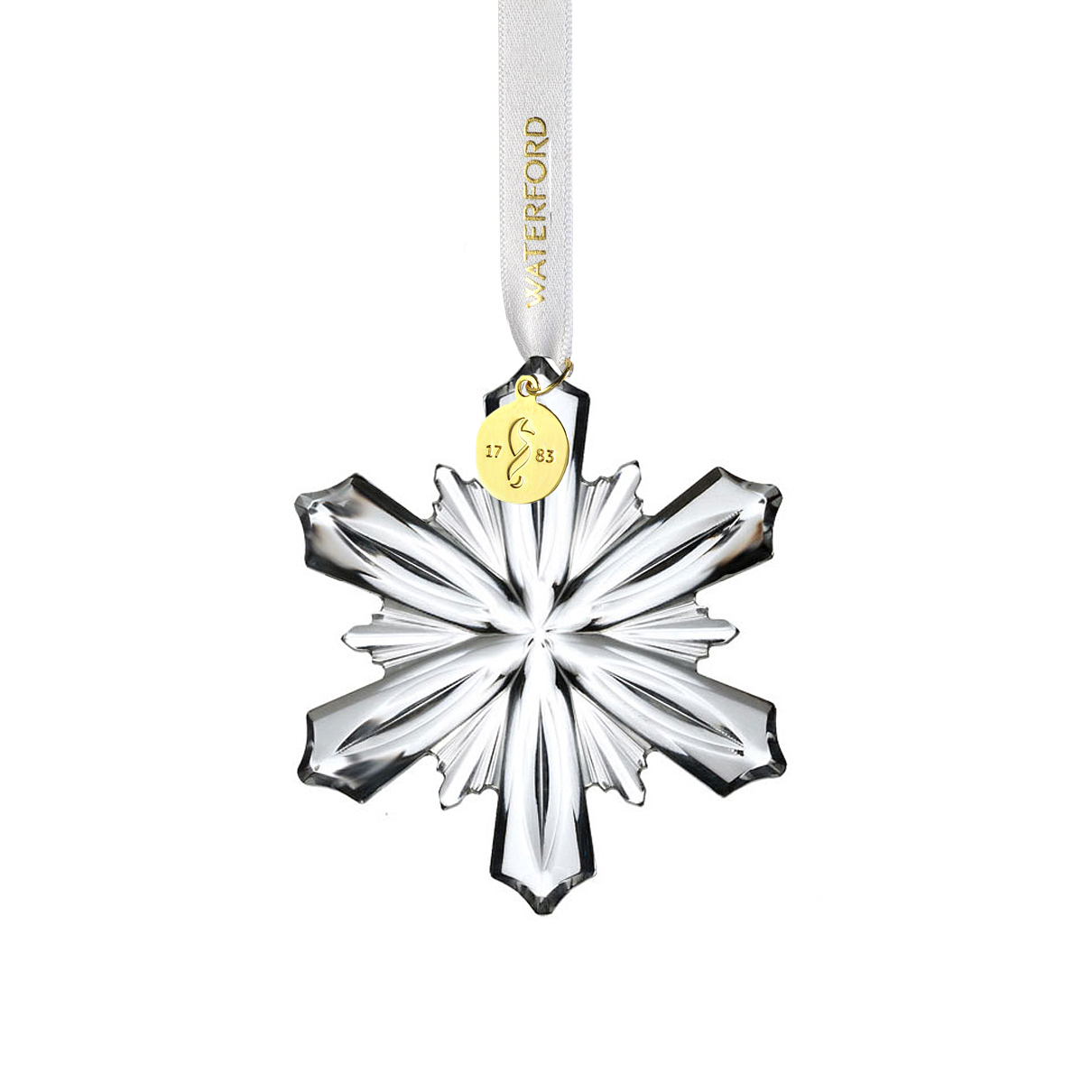 Waterford Crystal 2021 Mini Snowflake Ornament