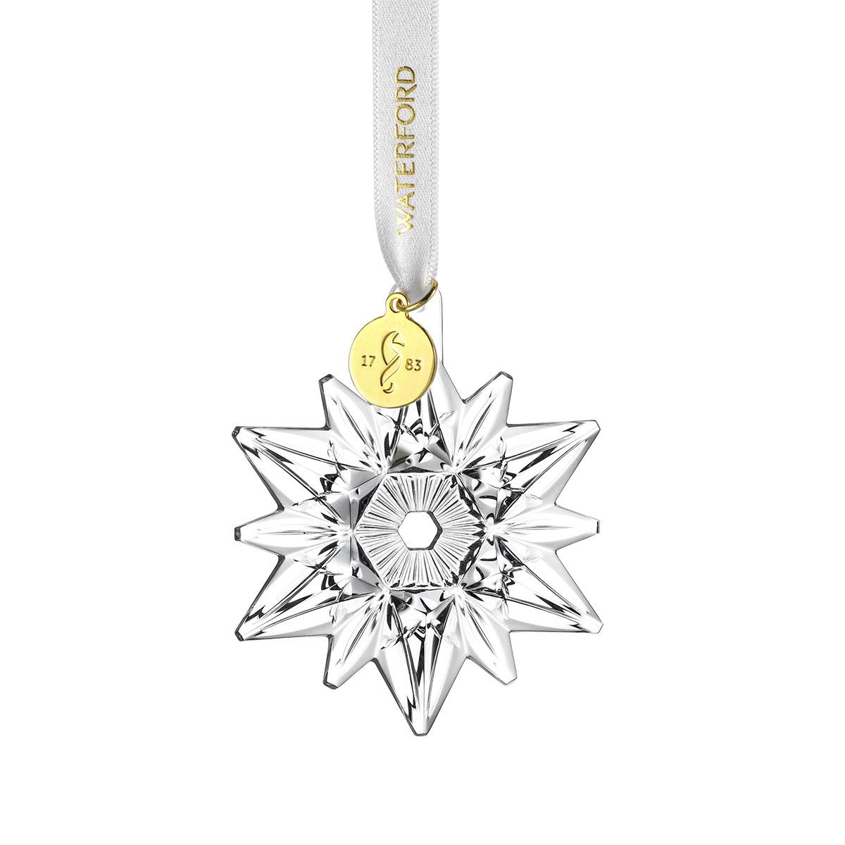 Waterford Crystal 2021 Mini Star Ornament