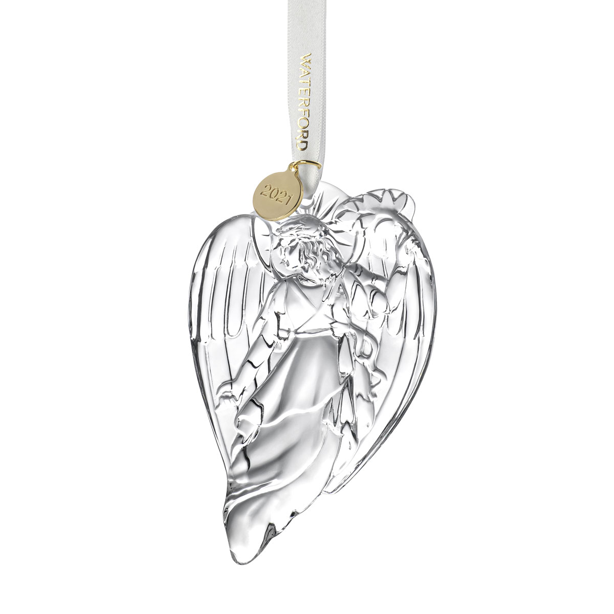 Waterford Crystal 2021 Angel Dated Ornament
