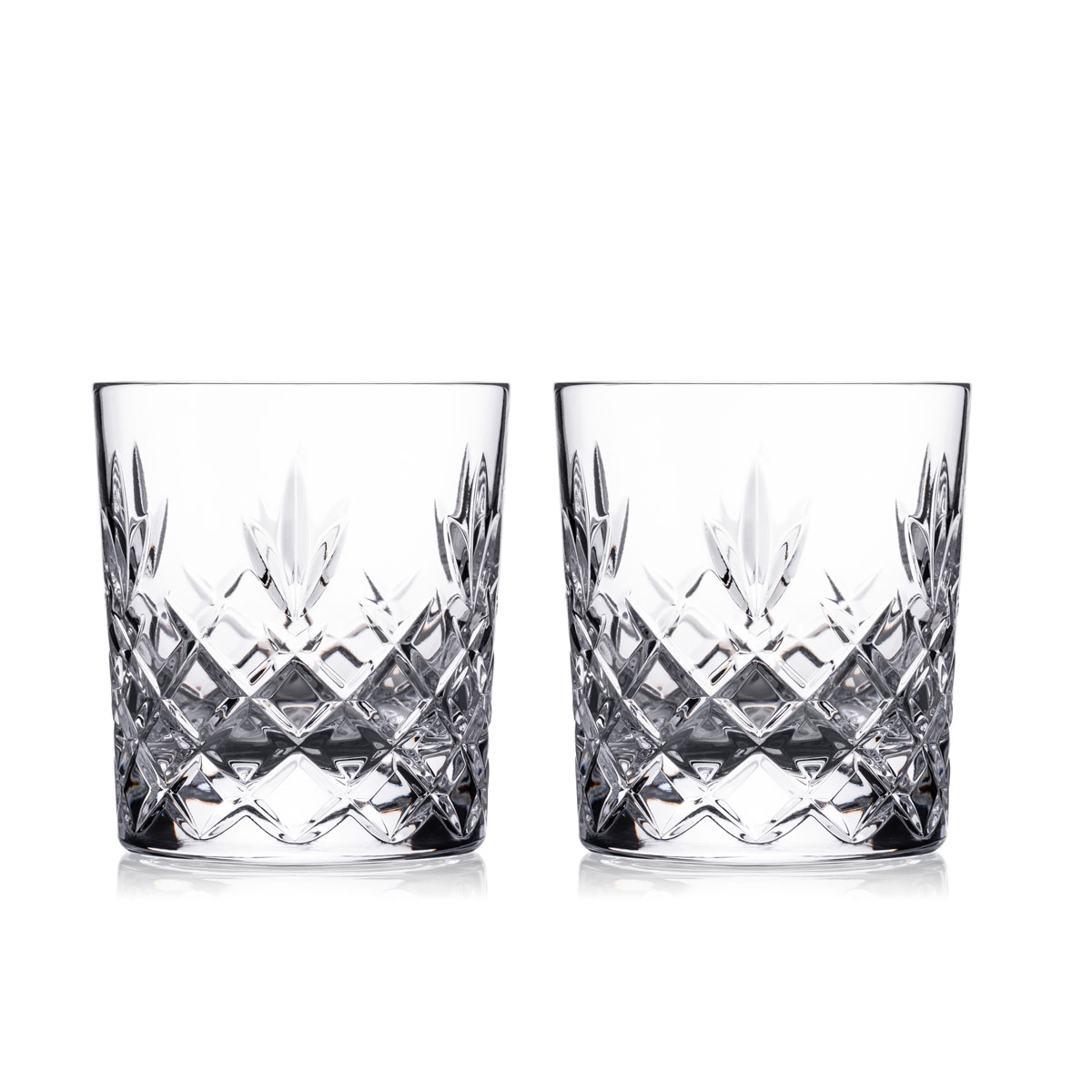 Waterford Crystal Amaranth DOF Pair