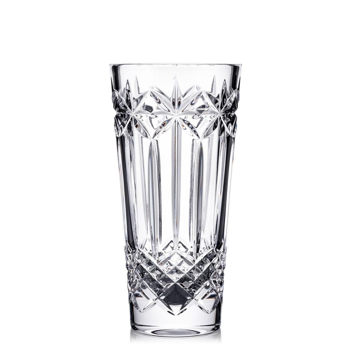 """Waterford Crystal Balmoral 10"""" Vase"""