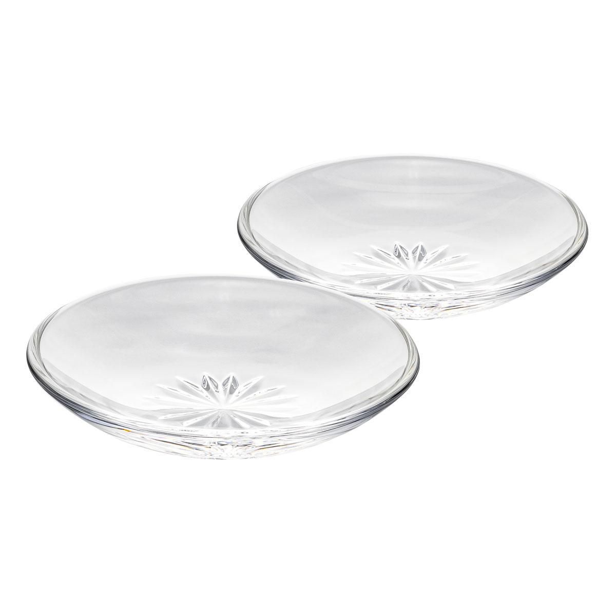 Waterford Crystal Connoisseur Tasting Cap Pair