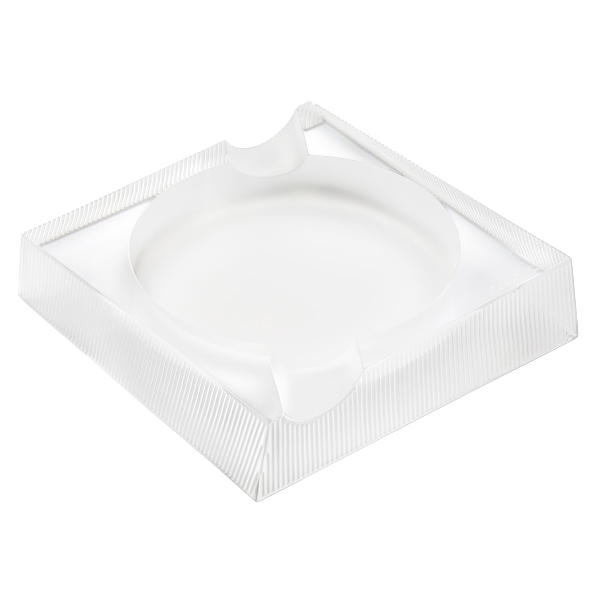 Lalique Wingen Ashtray
