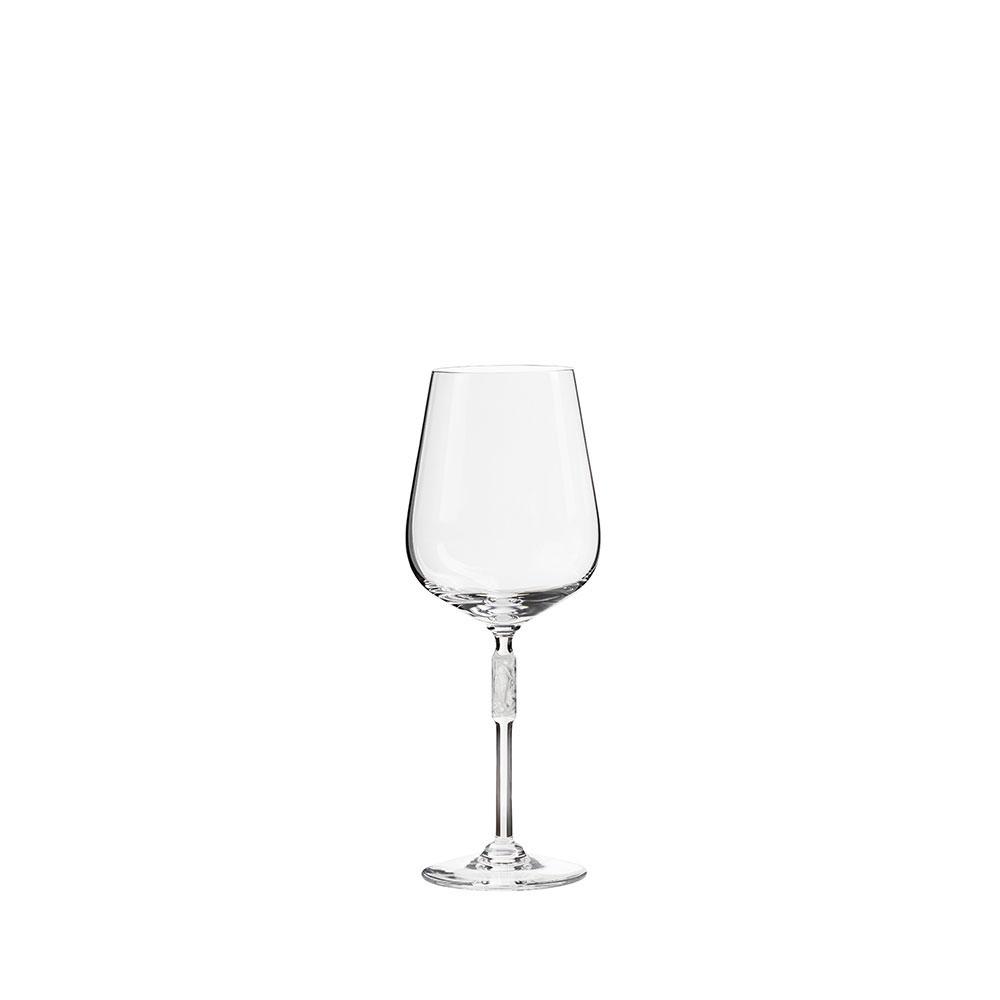 Lalique Merles et Raisins Merlot Glass, Single