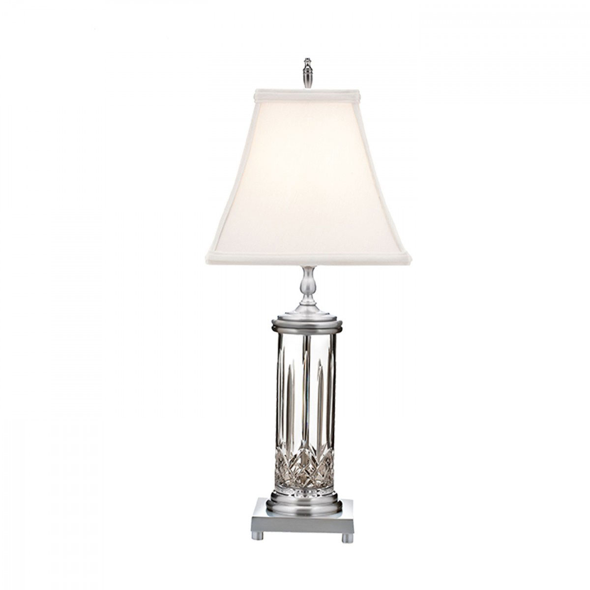 "Waterford Crystal, Lismore 22"" Lamp"
