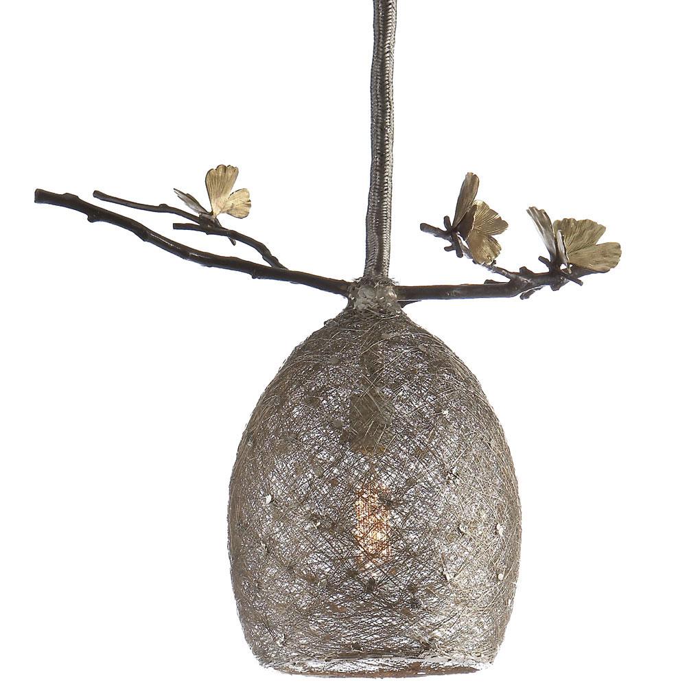 "Michael Aram Cocoon 17"" Pendant Lamp"