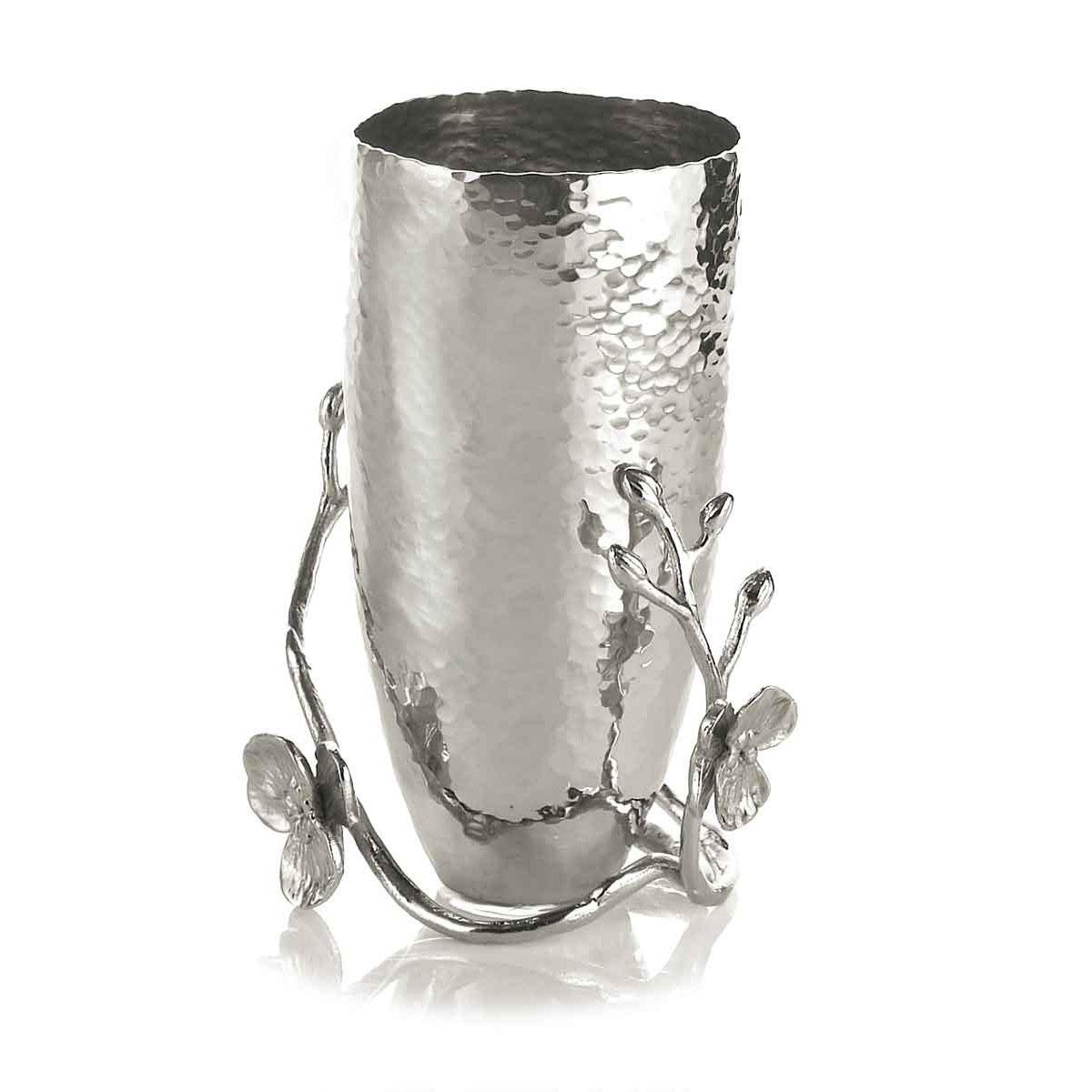 "Michael Aram White Orchid 7"" Vase"