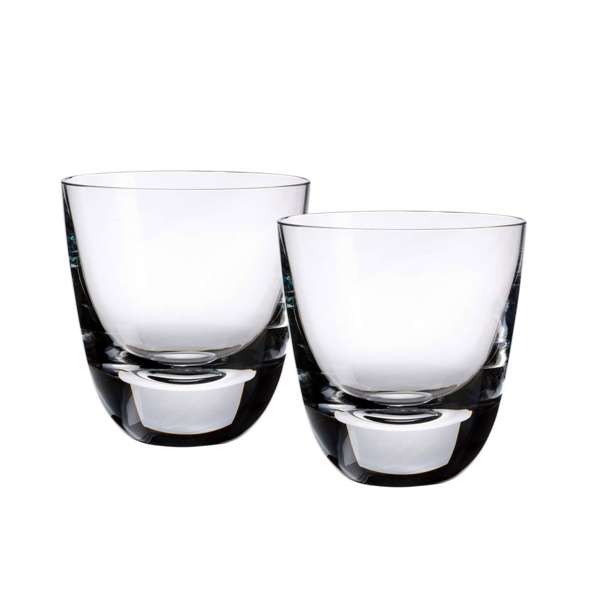 Villeroy and Boch American Bar Straight Bourbon Old Fashioned Tumbler Pair