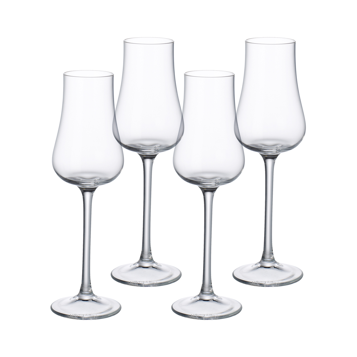 Villeroy and Boch Purismo Special Grappa Set of Four