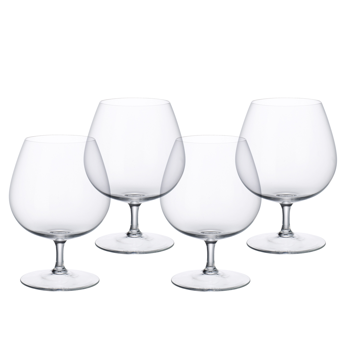 Villeroy and Boch Purismo Special Brandy Set of Four