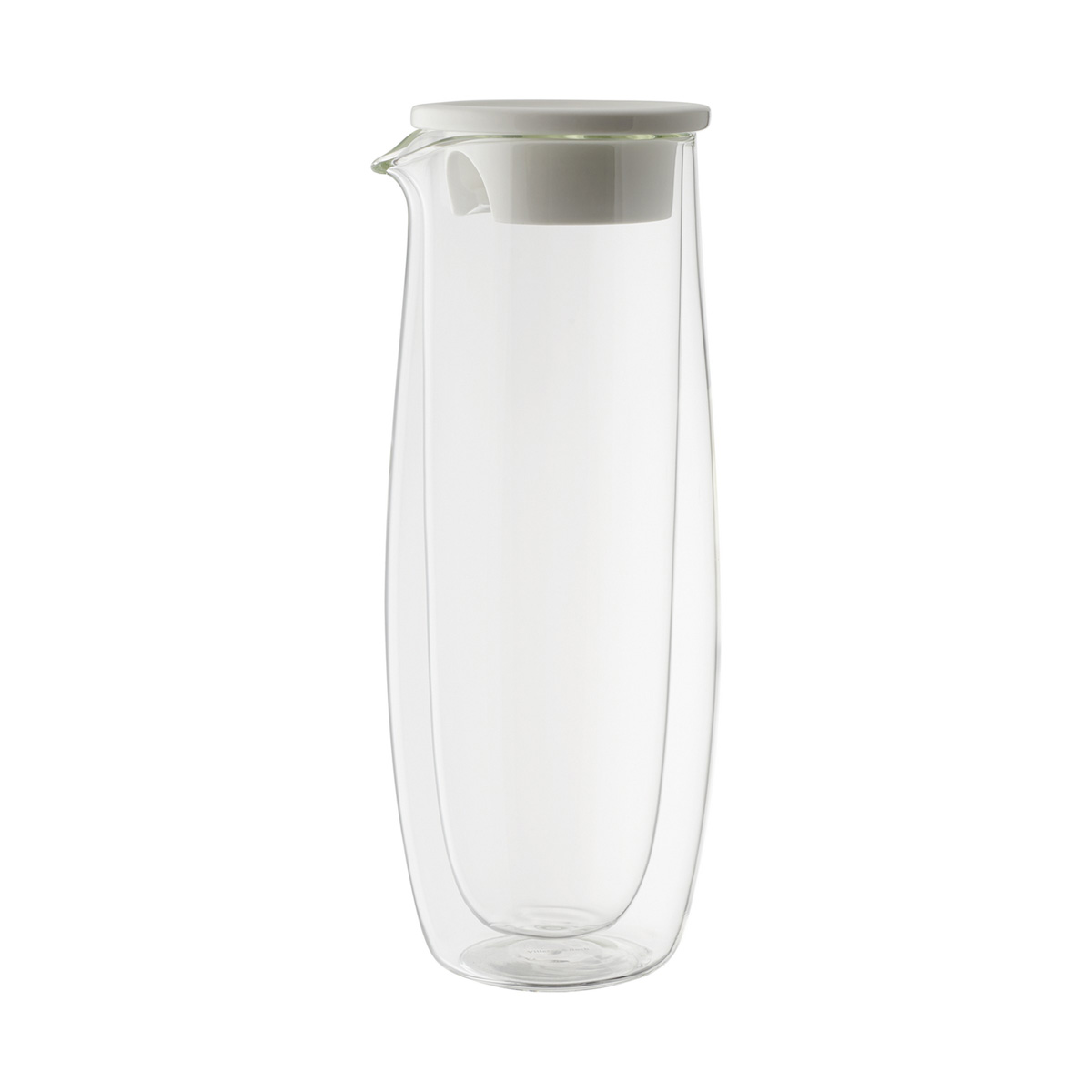 Villeroy and Boch Artesano Hot Beverages Glass Carafe with Lid