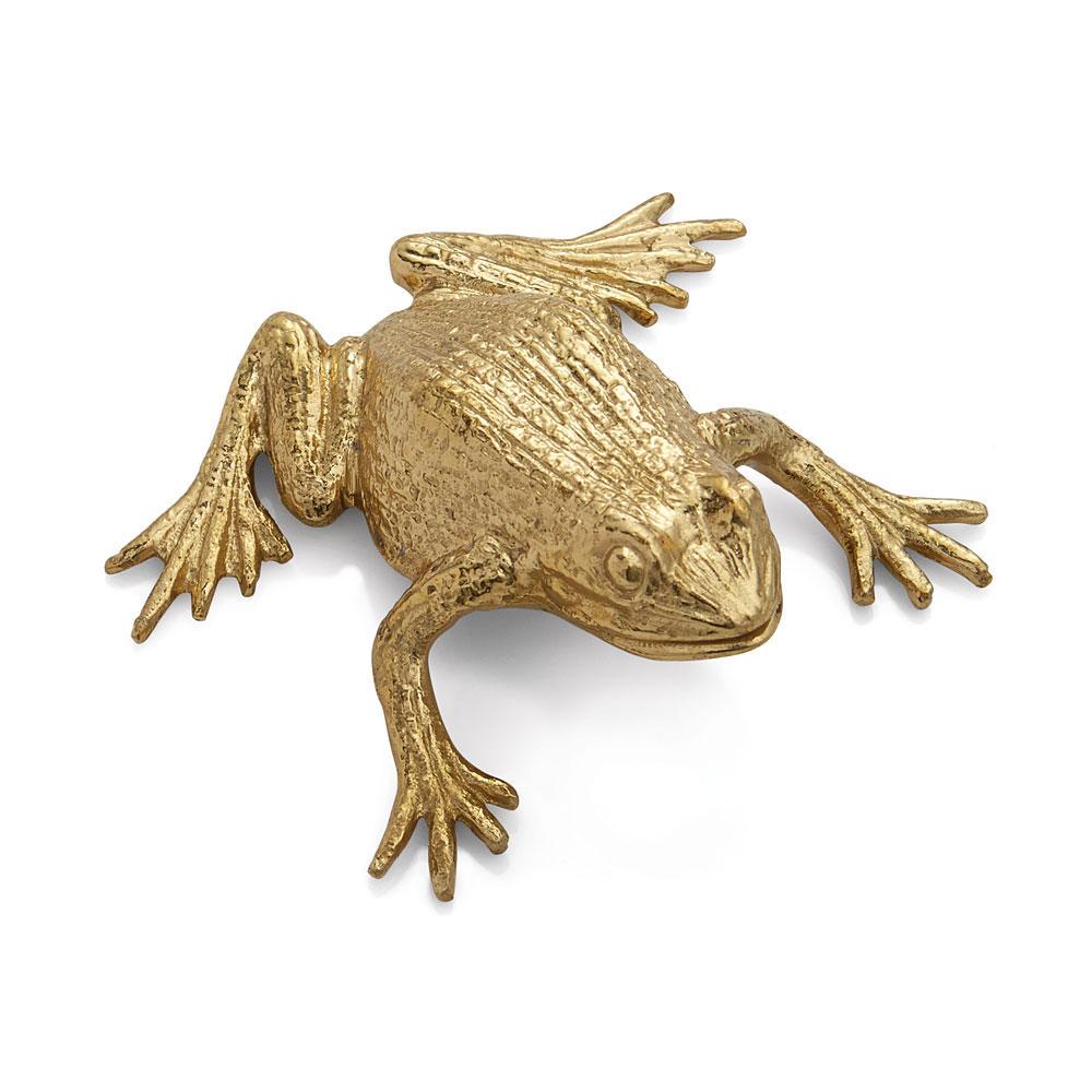 Michael Aram Rainforest Frog Sculpture