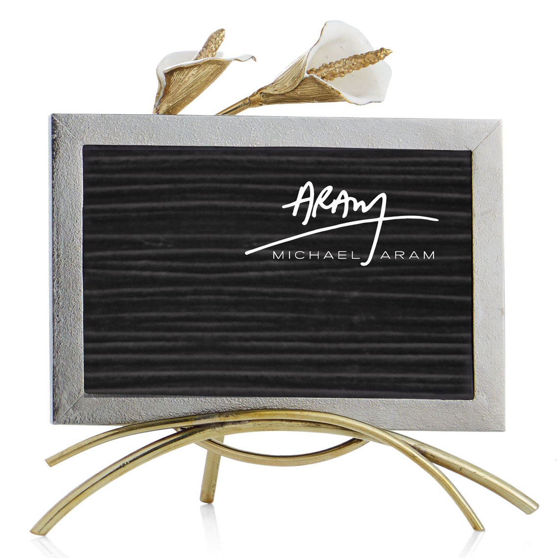 Michael Aram Calla Lily Easel Picture Frame